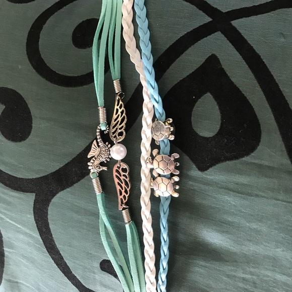 Jewelry - Turtle Angel Wings Bracelet
